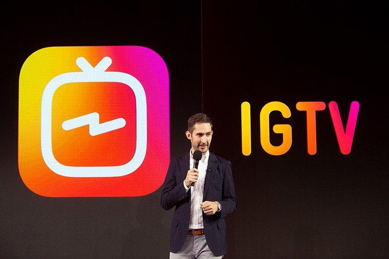次に来るのはコレ!Instagram発の動画投稿プラットフォーム「IGTV」